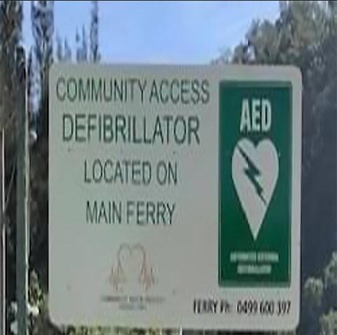 Community Defib Project