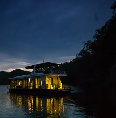 Hawkesbury River Houseboats